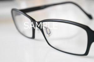 眼鏡 アイテム