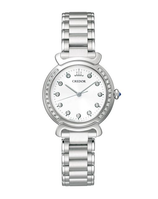 CREDOR リネアルクス GSAS943 レディース 腕時計 クレドール ダイヤモンド