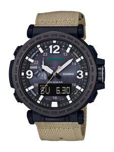 カシオ プロトレック PRG-600YBE-5JR ソーラー 腕時計 メンズ デジアナ タフソーラー CASIO PRO TREK