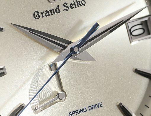 Grand Seiko グランドセイコー SBGA279 スプリングドライブ 9R65 ブライトチタン