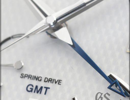 グランドセイコー SBGE209 スプリングドライブ GMT