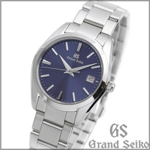 グランドセイコー SBGX265 クオーツ 9F62 ブルー