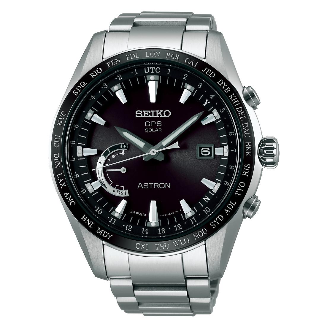 セイコー アストロン SBXB085 GPSソーラーウオッチ