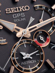 セイコー アストロン エグゼクティブライン SBXB126 GPSソーラーウオッチ ローズゴールドダイヤシールド