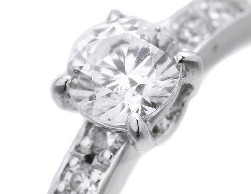 エンゲージ リング 婚約指輪 ダイヤモンド