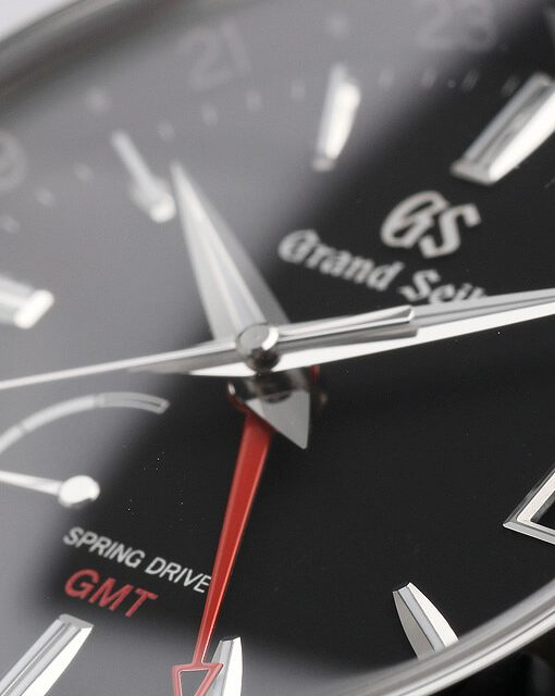 グランドセイコー SBGE213 スプリングドライブ GMT 9R66