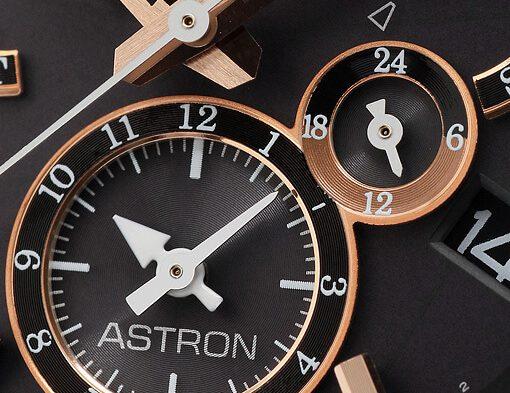 セイコー アストロン エグゼクティブライン SBXB125 GPSソーラーウオッチ