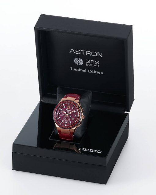セイコー アストロン SBXB158 世界限定500本 エグゼクティブライン ダイヤモンド 限定モデル