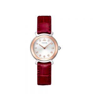 クレドール リネアルクス GSAS936 レディース 腕時計 クレドール ダイヤモンド SS/K18ピンクゴールドコンビ CREDOR