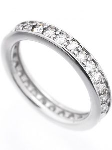 ダイヤモンド 指輪 リング エタニティ