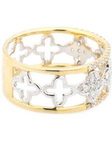 ダイヤモンドリング K18