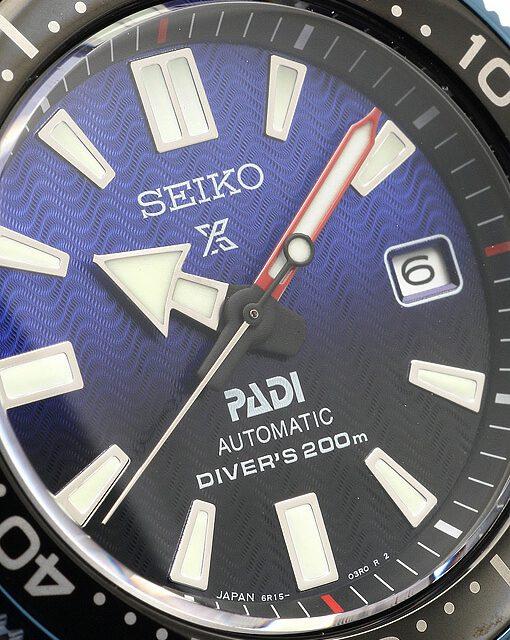 セイコー プロスペックス SBDC055 PADI スペシャルモデル ダイバースキューバ ヒストリカルコレクション メカニカル 自動巻き
