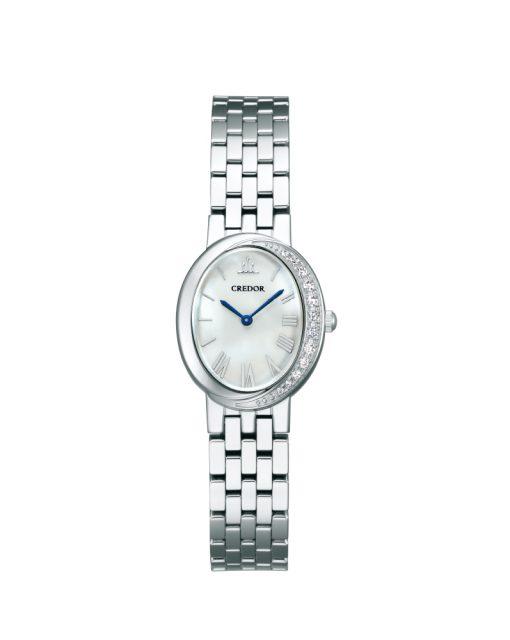 buy online ca83d 41ef9 クレドール GSWE845 レディース 腕時計 CREDOR | 大阪で腕時計 ...