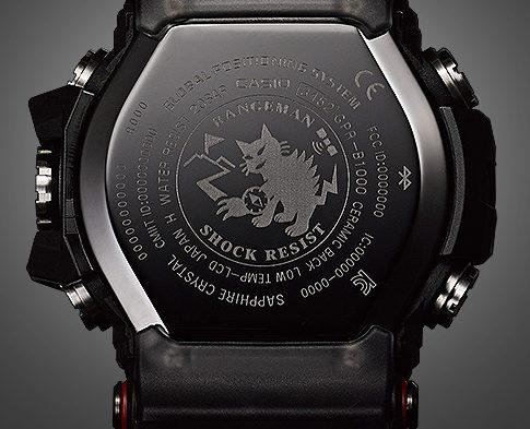 カシオ Gショック GPR-B1000-1JR サバイバルタフネス RANGEMAN ソーラーアシスト GPS ナビゲーション Bluetooth搭載 ワイヤレス充電 メンズ 腕時計 CASIO G-SHOCK コネクテッド マスターオブG