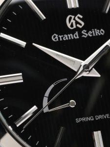 グランドセイコー SBGA349 スプリングドライブ ブライトチタン 9R65