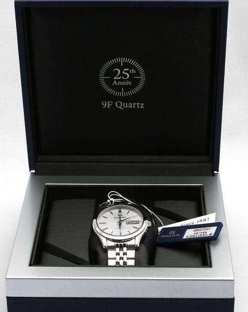 グランドセイコー SBGT241 キャリバー9F 25周年記念限定モデル