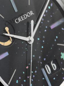 セイコー クレドール スプリングドライブ 螺鈿限定モデル GCLP989 CREDOR