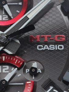 カシオ Gショック MTG-B1000B-1AJF Bluetooth®搭載 電波ソーラーモデル