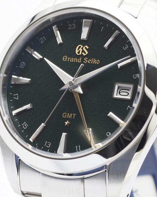 グランドセイコー SBGN007 キャリバー9F 25周年記念 限定モデル
