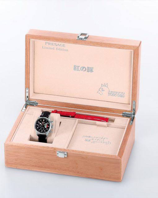 セイコー プレザージュ  SARK017 セイコーウオッチサロン専用モデル 紅の豚 スタジオジブリ
