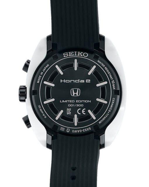 セイコー アストロン SBXC075 Revolution Line レボリューションライン Honda e Limited Edition